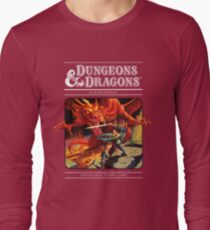 Dungeons and Dragons Red Box (Remastered) T-Shirt