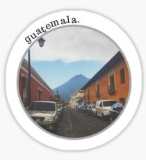Guatemala Sticker