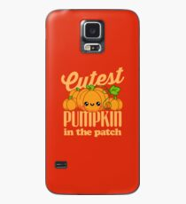 Cutest Pumpkin In The Patch Case/Skin for Samsung Galaxy