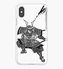Samurai iPhone Case/Skin