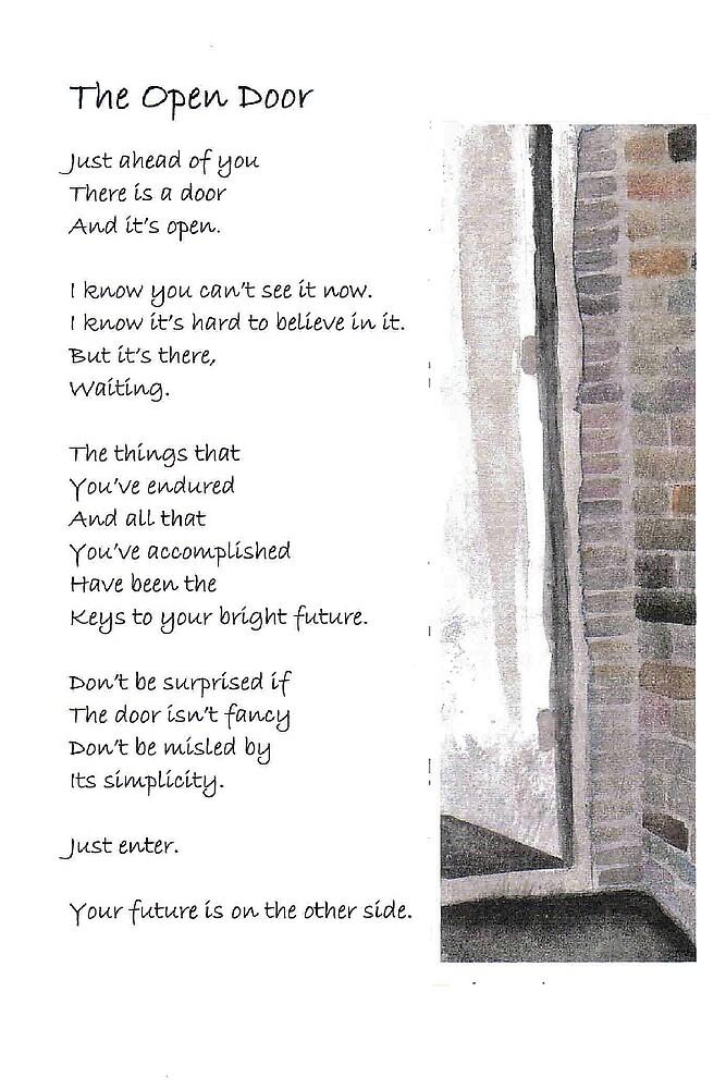 The Open Door by Theresa Hartman