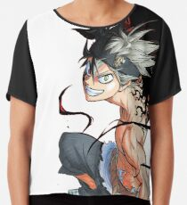 Asta Demon form Chiffon Top