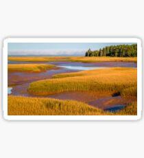 Tidal Marsh Sticker