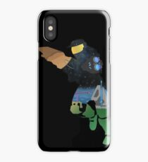 SPACE BODY MASTER CHIEF iPhone Case/Skin