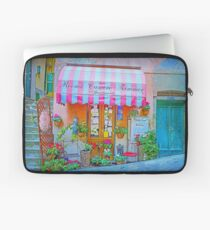 A Quaint Place To Stay Laptop Sleeve