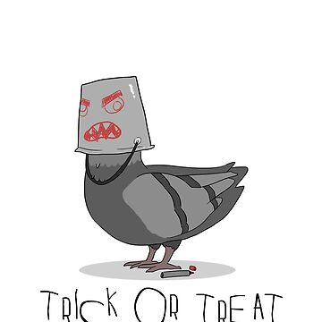 A Pigeon Halloween by TheChummel