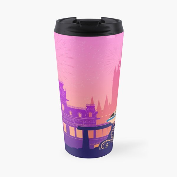 Here you leave today... Travel Mug