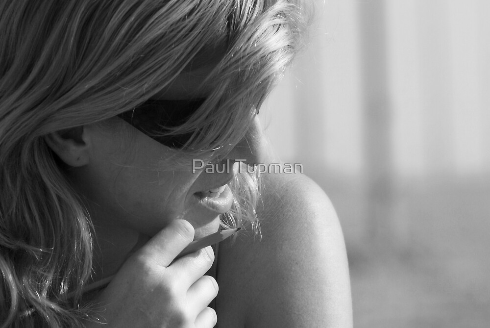 Contemplation by Paul Tupman