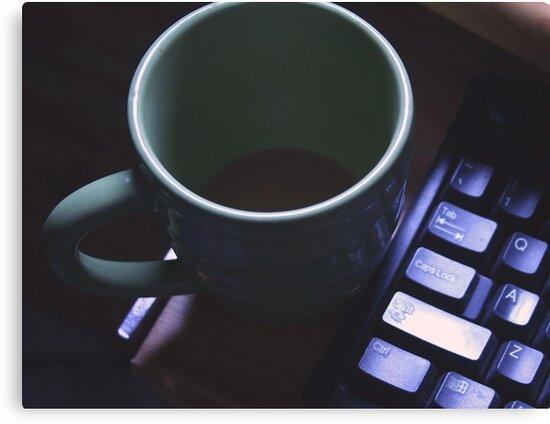 Forgotten Coffee  by Stephen Thomas