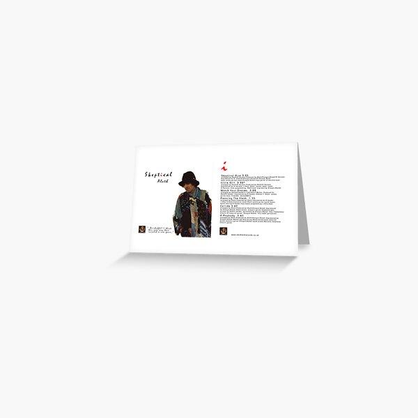 CD Design- Aleth Greeting Card
