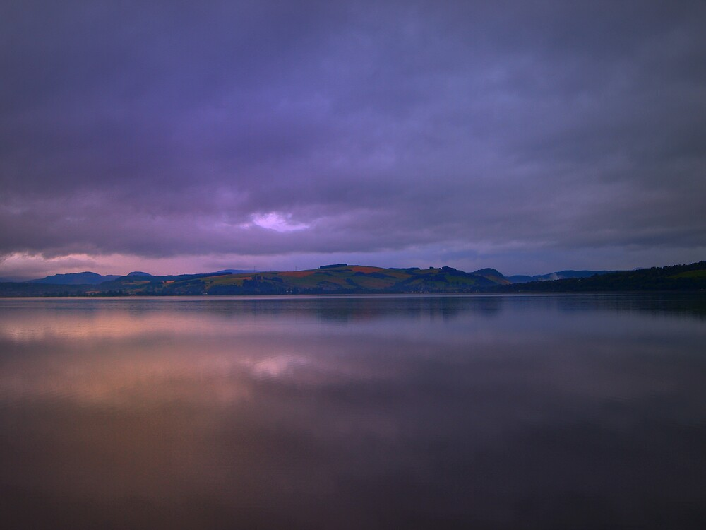 View to the Black Isle by Alan Findlater