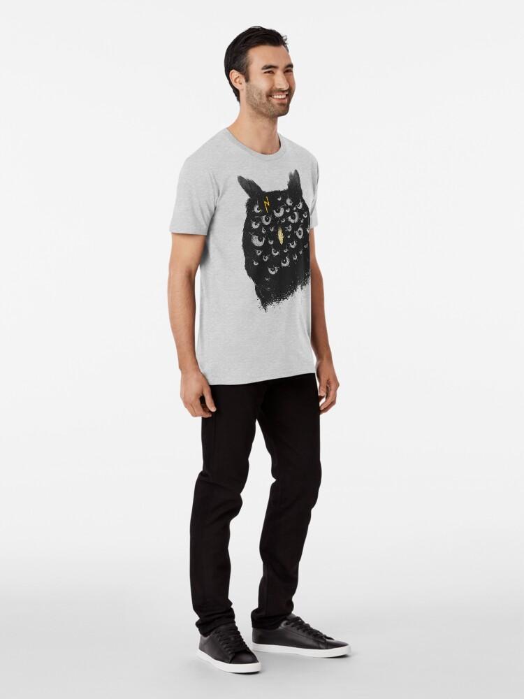 Alternative Ansicht von Die Unerhörte Kreatur Premium T-Shirt