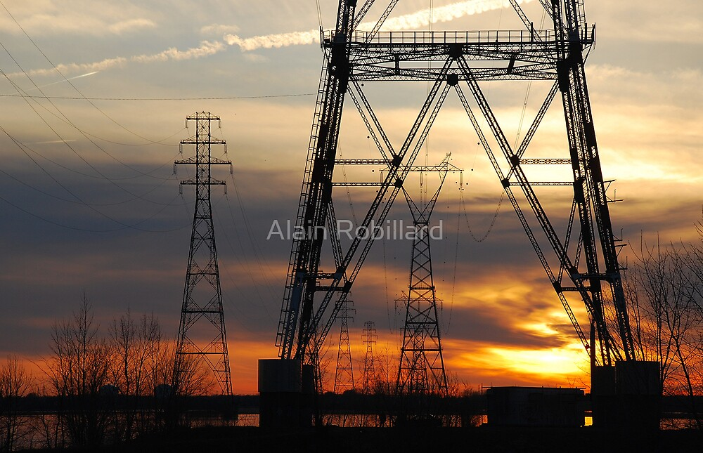 Energise me by Alain Robillard