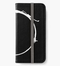 """Heptapod B (Translation: """"HUMAN"""") Inverted iPhone Wallet/Case/Skin"""