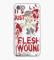 Flesh Wound iPhone Case/Skin