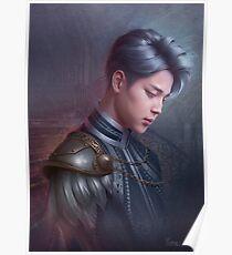 BTS Prince Set - Jimin Poster