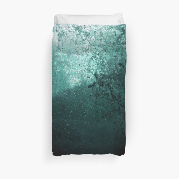 #1137  -  Submerged Duvet Cover