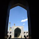 Esfahan Mosque by travellingtwo
