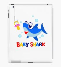 Baby Shark  iPad Case/Skin
