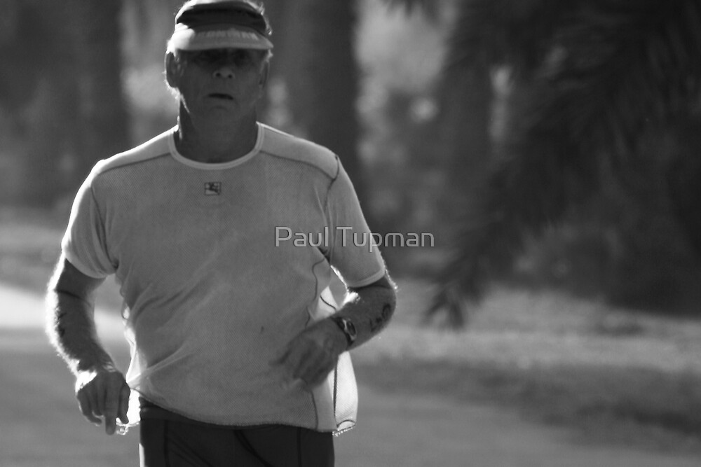 Early Morning Run by Paul Tupman