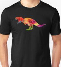 Watercolor Splash Love T-Rex Tee Shirt T-Shirt