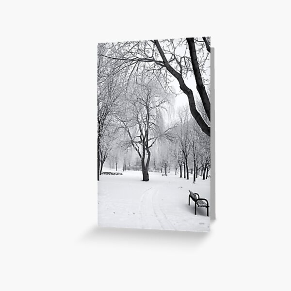 Couchiching Park Greeting Card