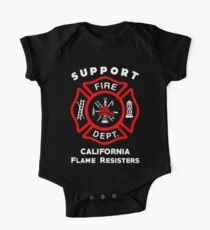 Support California Firefighters   2017 Wildfires Kids Clothes