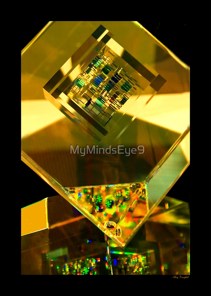 Refraction of Light by Mary Campbell