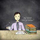 Teacher coffee 18 by cardwellandink