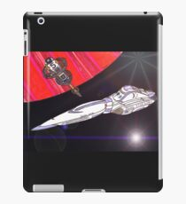Star Liner Queen Emma iPad Case/Skin