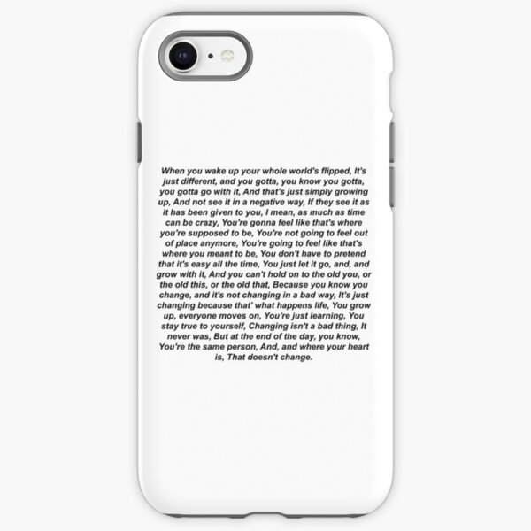 Design 29 iPhone Tough Case