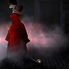 Woman In A Red Picture by Danilo Lejardi