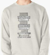 Collected Works of Jane Austen Pullover