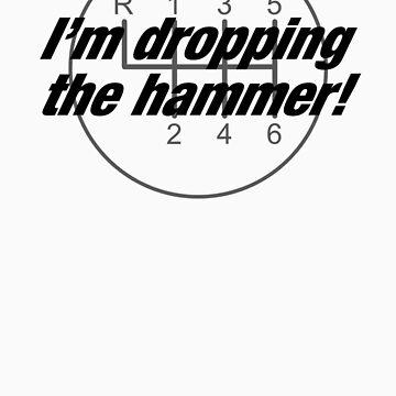 I'm Dropping The Hammer by cbunye