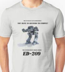 Ed 209 Unisex T-Shirt