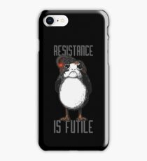 We are the Porg iPhone Case/Skin