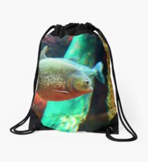 Colorful World Drawstring Bag