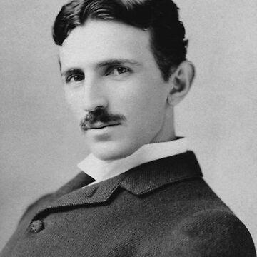 Nikola Tesla von warishellstore