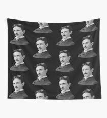 Nikola Tesla  Wall Tapestry