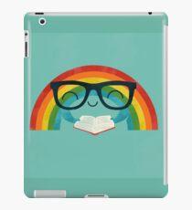 Reading Rainbow iPad Case/Skin