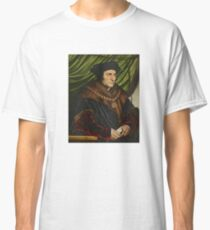 Sir Thomas More Painting Classic T-Shirt