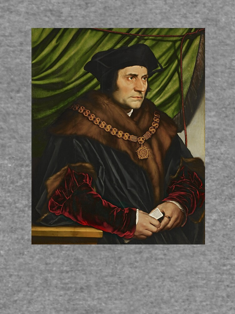 Sir Thomas More Painting by warishellstore