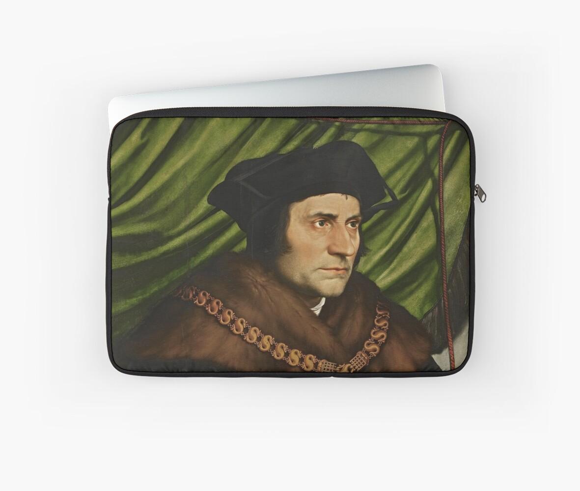 Sir Thomas More Painting by warishellstore