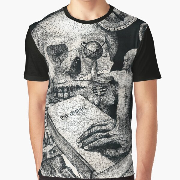 Beyond Knowledge Graphic T-Shirt