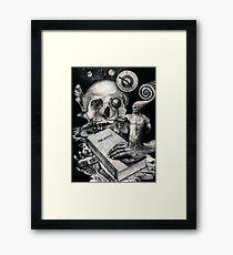 Beyond Knowledge Framed Print
