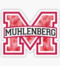 Muhlenberg Sticker