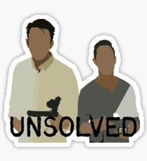 Ryan and Shane Sticker