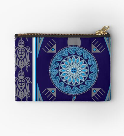 Water Turtle  Studio Pouch