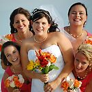 The Happy Bridal Party by Catherine Crimmins