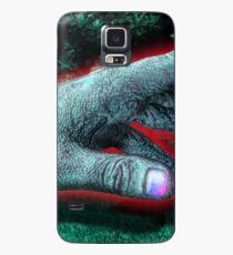 Lavender Nails Lavender Sky Case/Skin for Samsung Galaxy